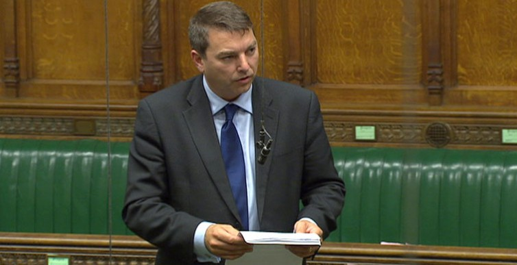 Gareth In The Commons