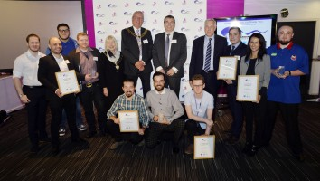 Learning Shop Awards 2016 (group)