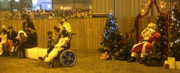 Arrow Riding Centre for the Disabled - Xmas 2016