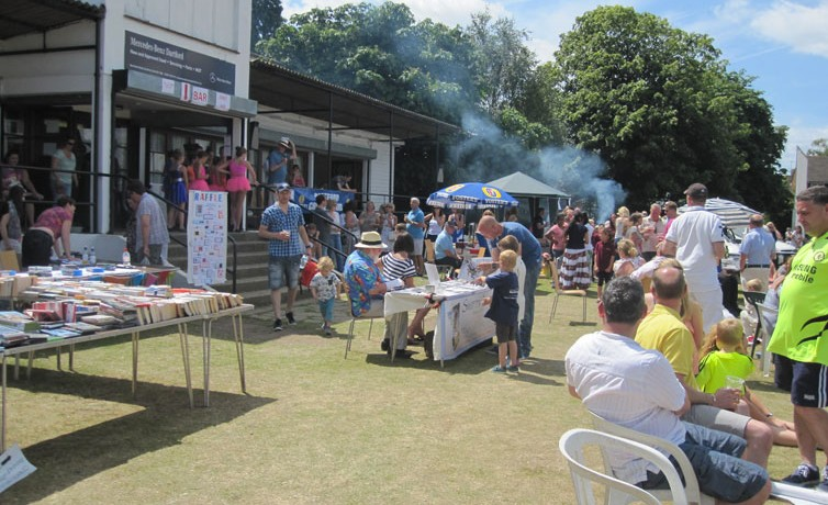 Charity Cricket Event – 30th June 2013