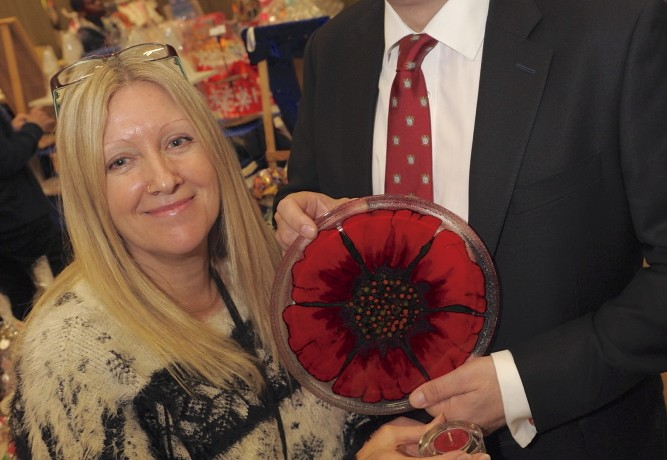 Dartford Grammar School Christmas Fair (Photo Courtesy of Kent Messenger) -23rd November 2013