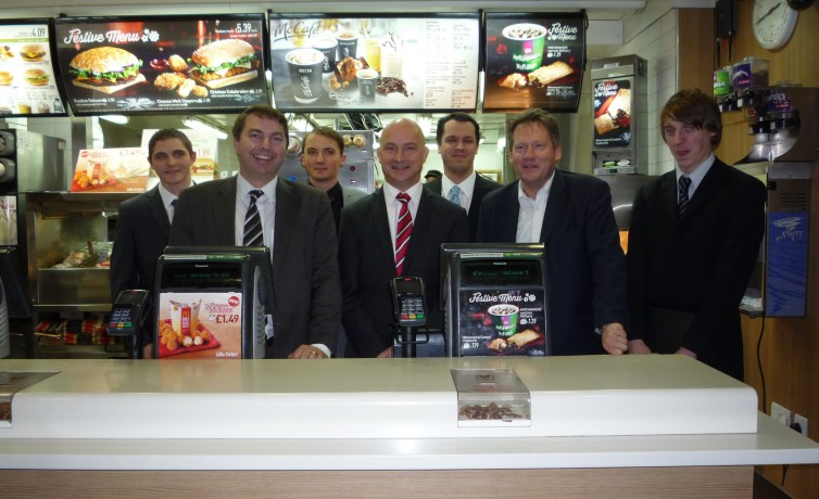 McDonalds Awards – 13th December 2013