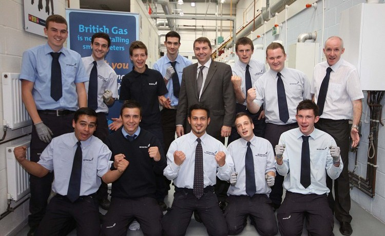 British Gas Energy Academy Visit – 3rd October 2011