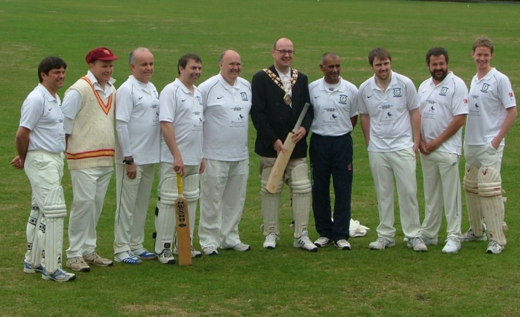 Charity Cricket Match – June 2012