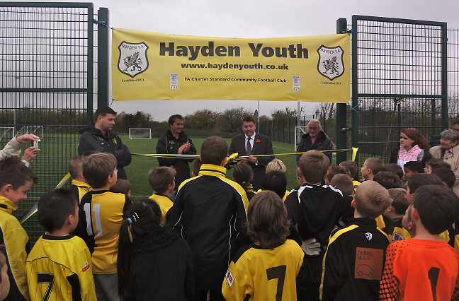 Hayden Youth Association – 28th November 2011