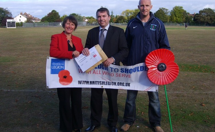 with british legion