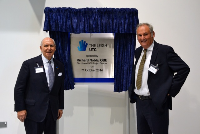 Opening of the Leigh UTC – 7th October 2014