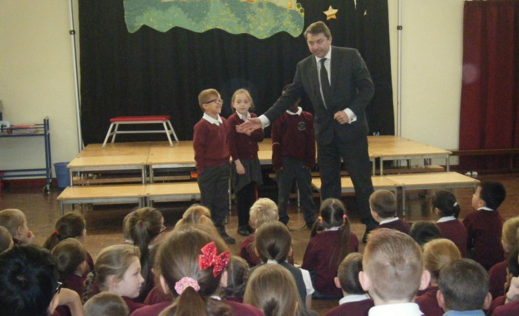 Bean Primary School – 8th December 2014