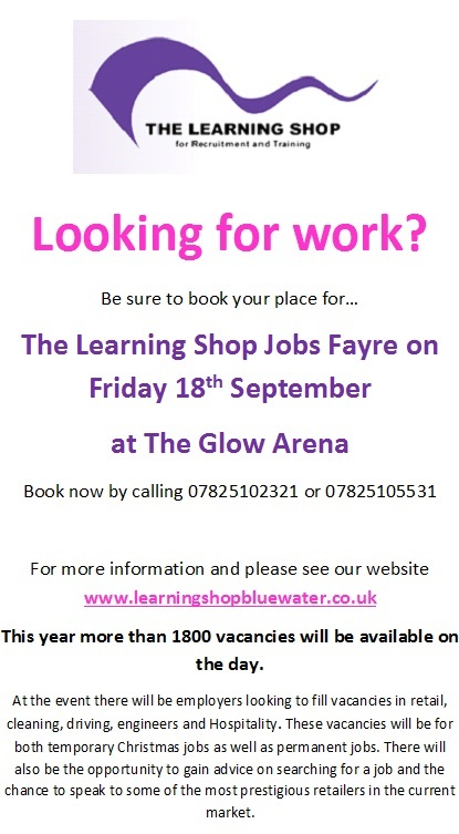 Bluewater Jobs Fayre 2015