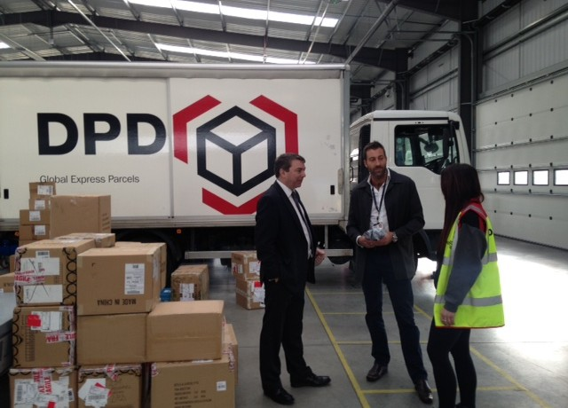 DPD visit – 30th January 2015
