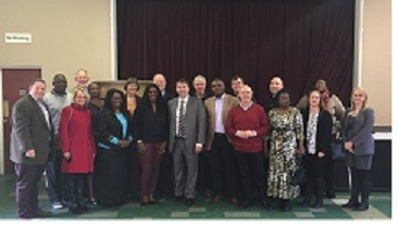 Meeting with Dartford's Church Leaders – 11th March 2016