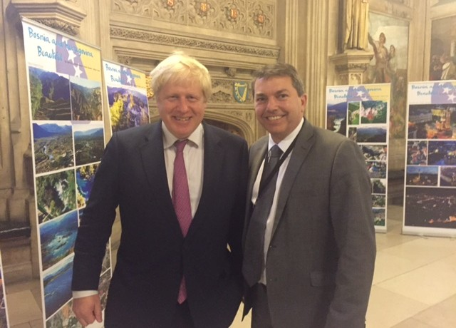 with Foreign Secretary