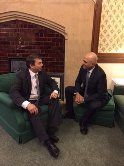 GJ with Sajid Javid