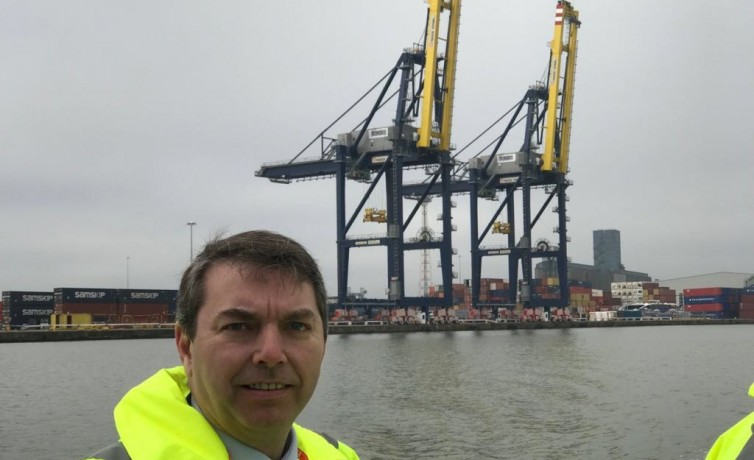 Port of Tilbury – January 2018