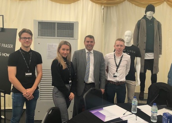 Bluewater Jobs Fayre New Look 2018