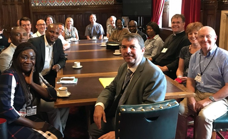 Church Leaders' meeting – July 2018
