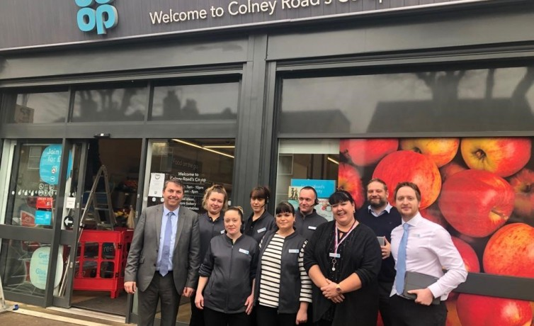 Co-op Colney Road – March 2019